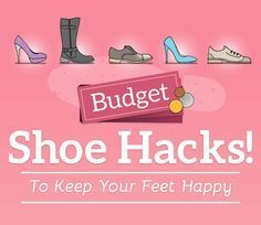 Simple Budget Shoe Hacks | Shoe Zone Blog