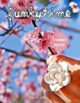 Funkytime Magazine #free #online #magazine  Recipes, DIY projects, freebies and more