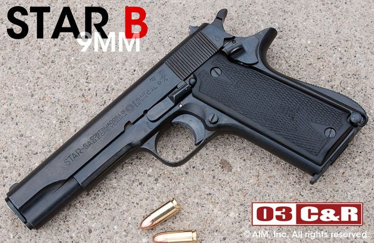 Star Model B 9mm | Shit that goes bang + Survival ...