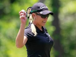 The LPGA steps up social media effort to increase engagement with players and sport— @natalie_gulbis #LPGA #golf #socialsports