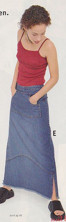 """19 reasons you miss getting the Delia*s catalog. Example: """"Somehow, a crotch-pocket jean skirt made sense."""""""