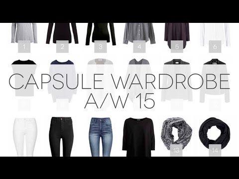 Light by Coco: Capsule Wardrobe A/W 15