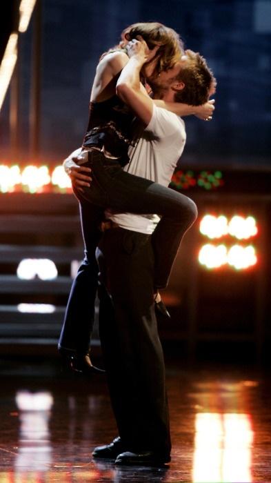 Ryan Gosling & Rachel McAdams THE best  kiss ever