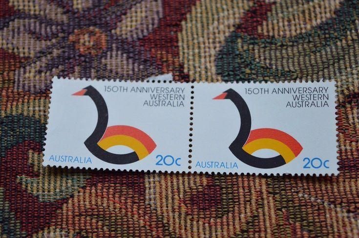 1979 - 150th Anniversary of Western Australia-pair MNH | eBay