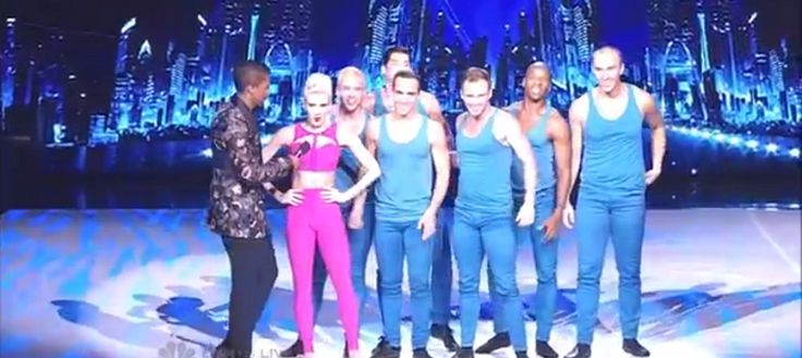 Bad Boys of Ballet performed on America's Got Talent 2014 (VIDEO)
