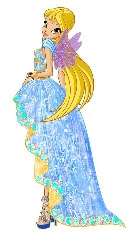 Winx Club Regal ... Winx Club Saison
