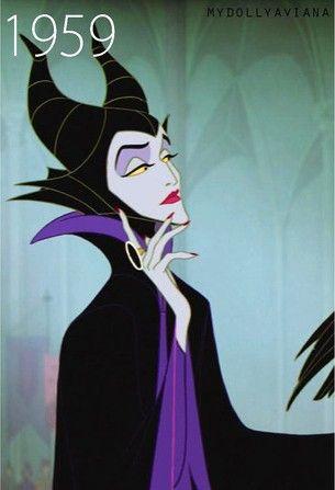 Maleficent ~ the best Disney Villain!!