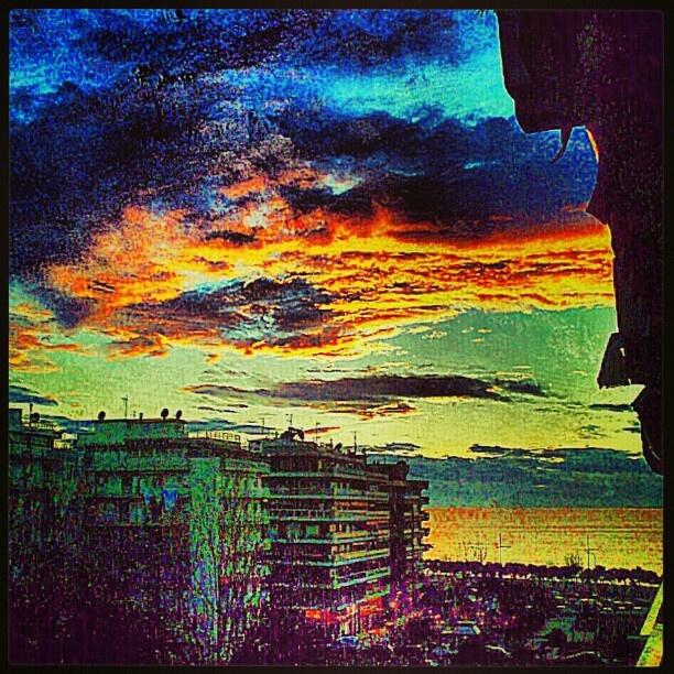 #Θεσσαλονίκη - @batafoukos- #webstagram