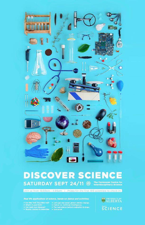 science: Idea Science, Layout Science, Design Graphic Keyv, Science Posters, Science Graphic Design, Science Students, Poster Layout, Print Poster Graphic