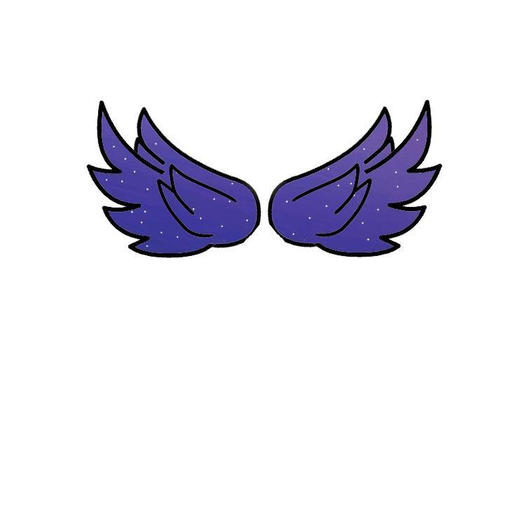 Gacha galaxy wings edit Edit:1   Gacha edits in 2019   Art ...