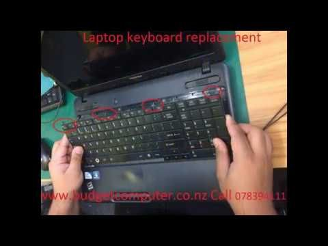 laptop keyboard replacement , This can happen any time, keyboard on your laptop stops working, or some of the keys are broken. dont worry at budget computer hamilton at 85 victoria street hamilton we can fix your key board. for a free quote call 078394111 if you want to do it yourself read furthere here http://www.budgetcomputer.co.nz/blog/laptop-keyboard-replacement/