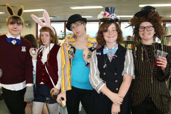 Student Mad Hatter Tea Party