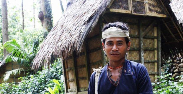 Local wisdom Baduy