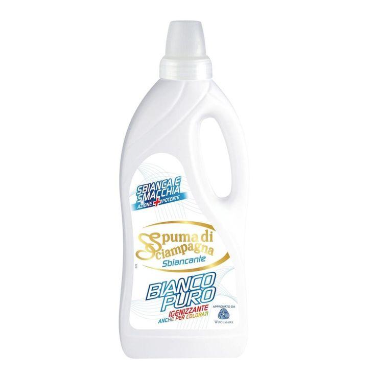 sbiancante bianco puro lt 1 - Additivi - Detersivi bucato - Detersivi e Pulizia   Negozio Tigotà online