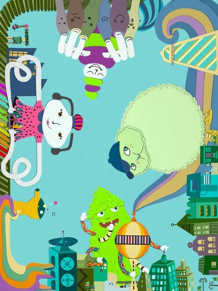 The whole family can join in on the music-making fun in PanPaTan  - Best Apps for Kids - Geeks With Juniors