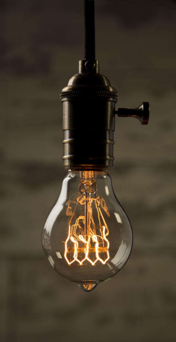 William & Watson - Pear - Vintage Bulb