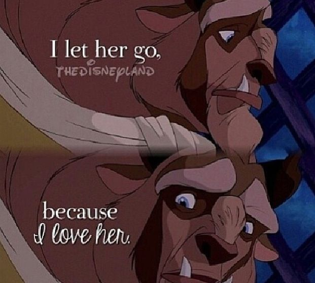 Beauty and the beast quote. I'm sorry Disney has a way of making me sentimental