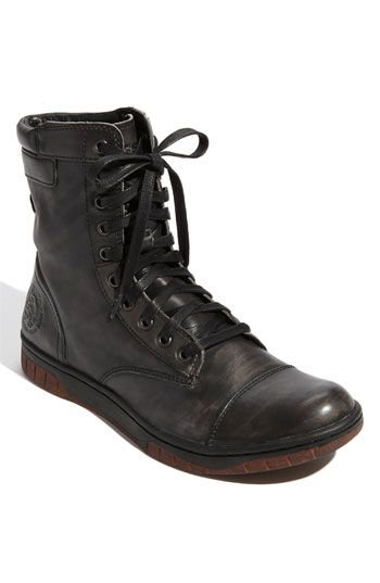 DIESEL® 'Basket Butch' Boot. Leather boot with a sneaker sole, comfortable and stylish FTW!