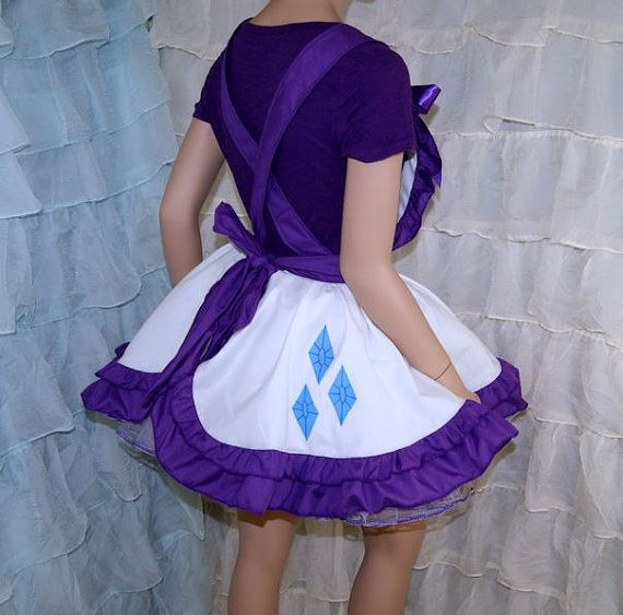 My Little Pony Rarity Pinafore Apron