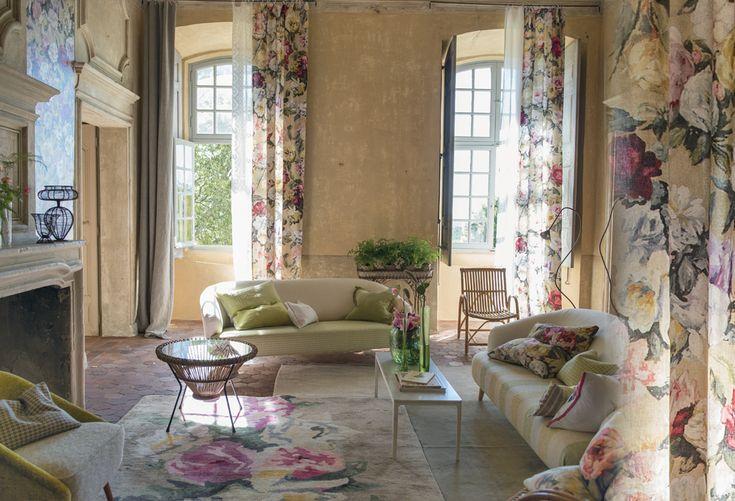 designers guild fabrics wallpaper collections. Black Bedroom Furniture Sets. Home Design Ideas