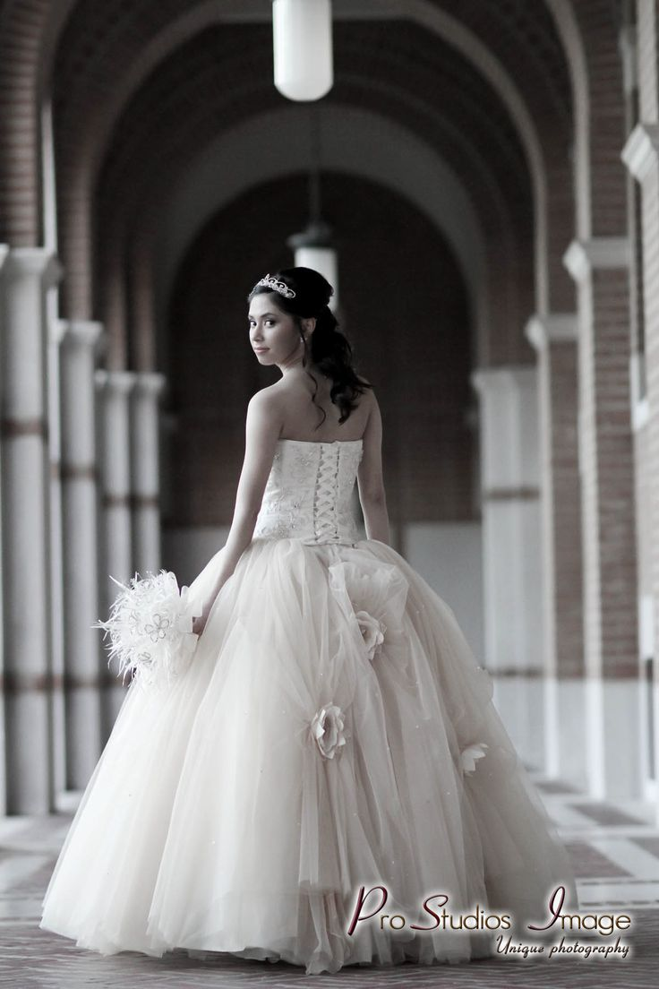 ✵Quinceañera photo ideas ↳alone pose