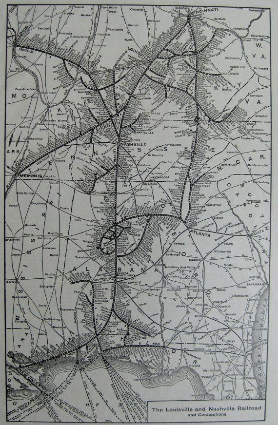 10 Images About Maps  Railroads On Pinterest  Santa Fe