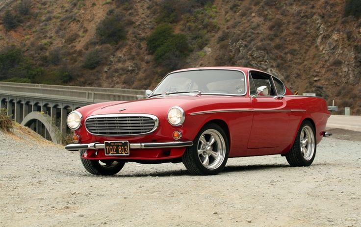 '67 Volvo 1800S