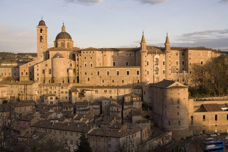 Urbino, Capital of Montefeltro