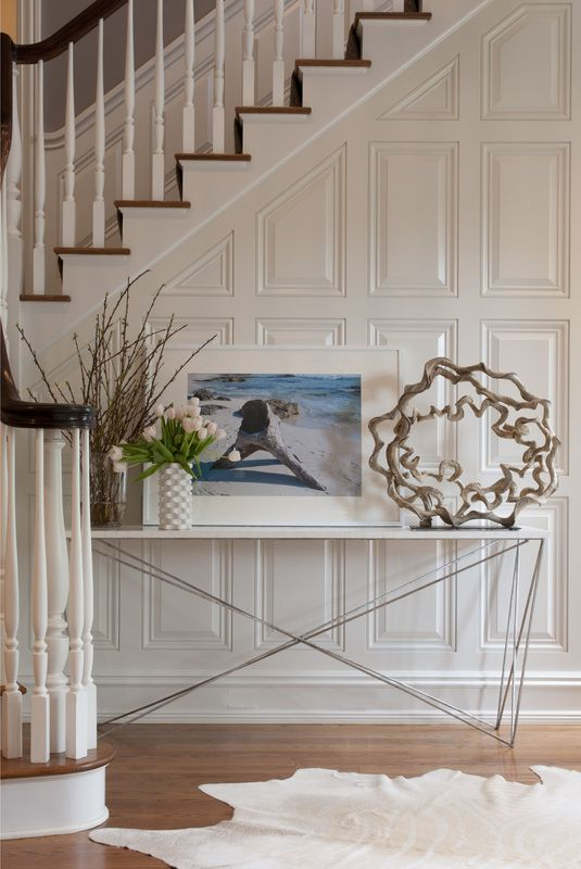 Beach House Foyer : Best images about decorative wall molding on pinterest