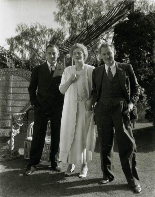 The Barrymores - John, Ethel, & Lionel.