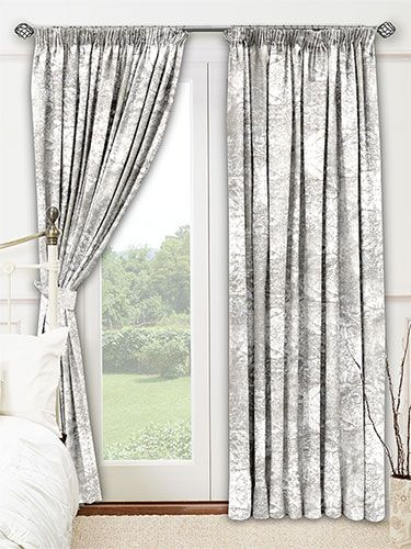 The 25 Best Silver Curtains Ideas On Pinterest Black And Silver Curtains Black And Gold