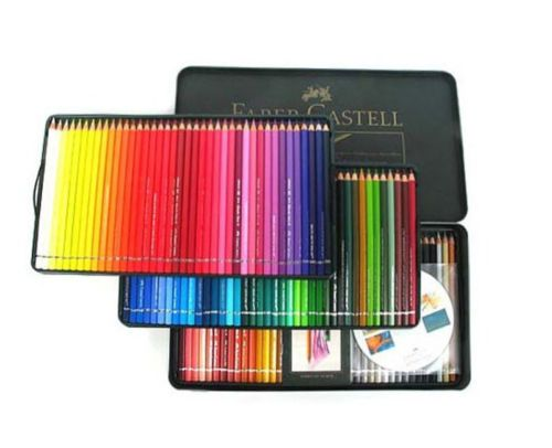 Faber Castell Professional 120 Piece Albrecht Durer WaterColor Pencils 117511