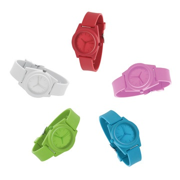 Lexon  Hip, Everyday Watches    The French brand Lexon has a corner on useful accessories with smart features and ultra-cool looks. Its designer watch collection follows suit, offering top-of-the-line mechanics, everyday wearability and a mix of styles for women and men that ranges from classic and minimal to colorful and upbeat.
