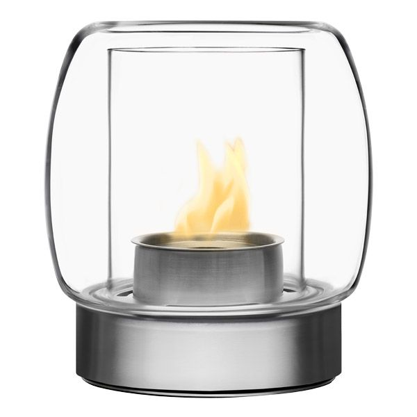 Kaasa fireplace, clear