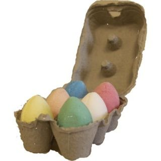 These Original Egg Shaped (and sized) Bath Bombs look and smell great. They are ideal for children's baths. Perfect for wedding favour.   Weight: 50 gms (approx) each