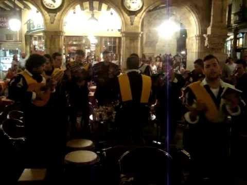 Triste e sola se queda Fonseca - Tunos Salamanca