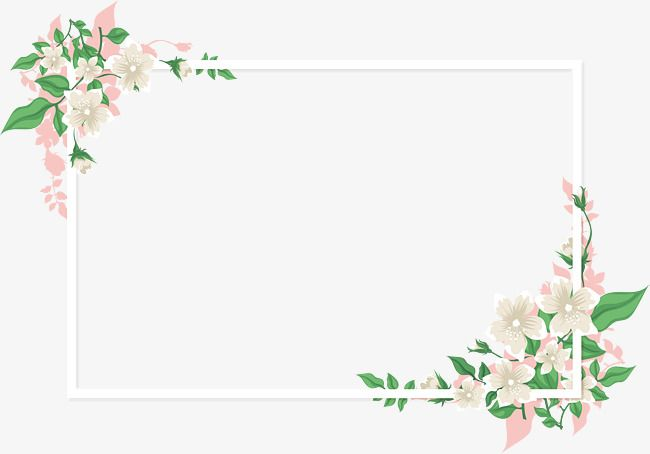 Romantic Flower Rattan Decorative Picture Frame Vector Png Photo Frame Romantic Vine Png Transparent Clipart Image And Psd File For Free Download Picture Frame Decor Romantic Frame Frame