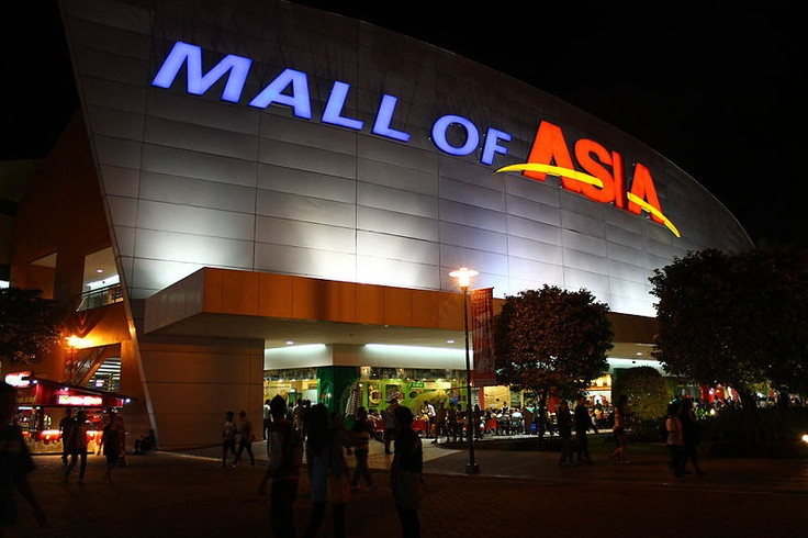 Mall of Asia - Manilla