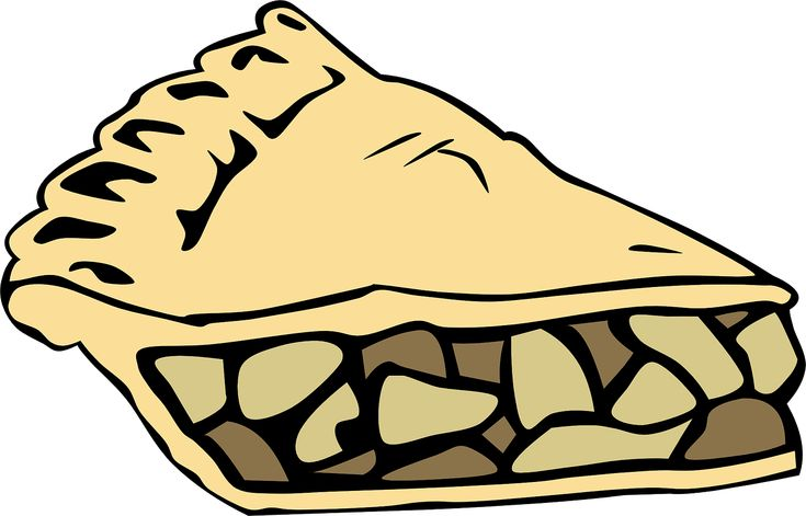 Pie Cake Apples Slice Piece transparent image