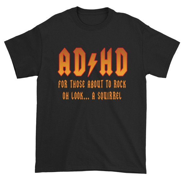 AD/HD TShirt