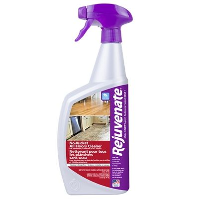 Rejuvenate 32-oz No-Bucket All Floors Cleaner