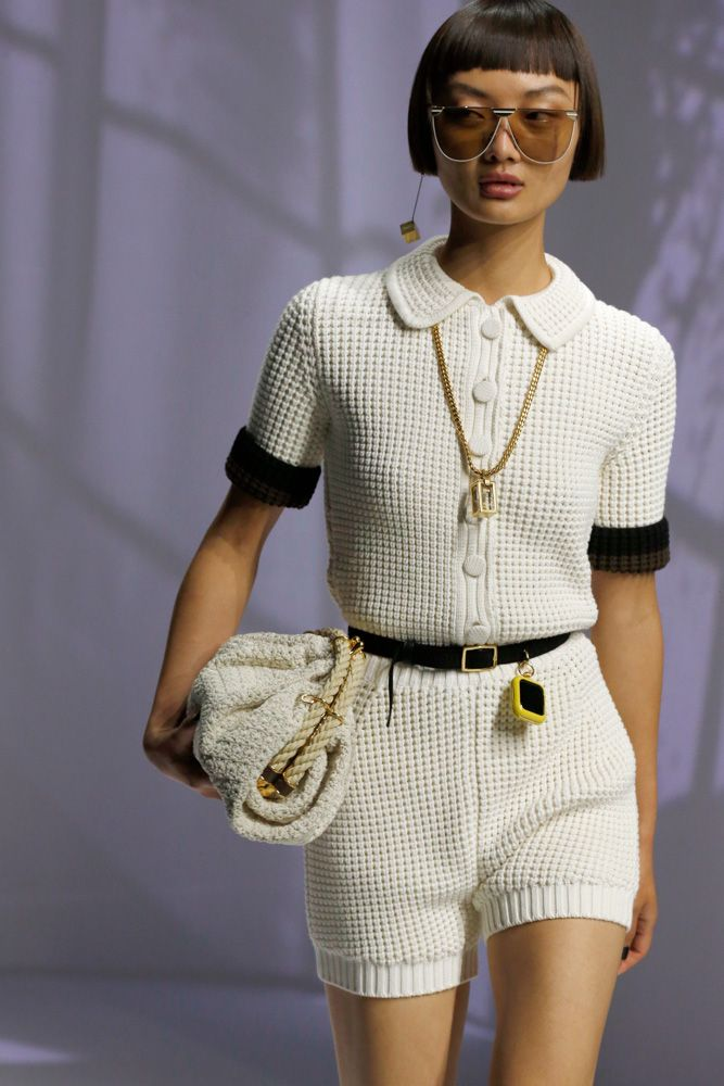 All the Beautiful Bags From Fendi's Spring 2021 Runway Show - PurseBlog