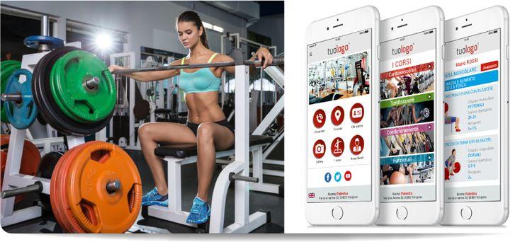 #Webbing presenta #PalestraUp, il #SitoMobile dedicato a tutti coloro che fanno parte del mondo del #fitness e dello #sport.