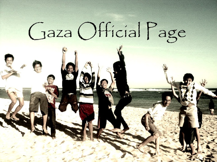 Gaza Official Page// as high as it can gets