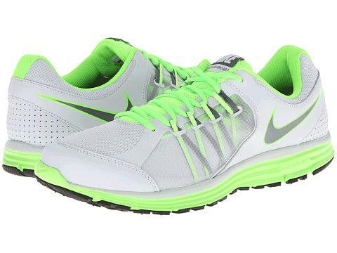 Nike - Lunar Forever 3 - Pure Platinum/Black/Bomber Grey - $85.00 | Zappos.com