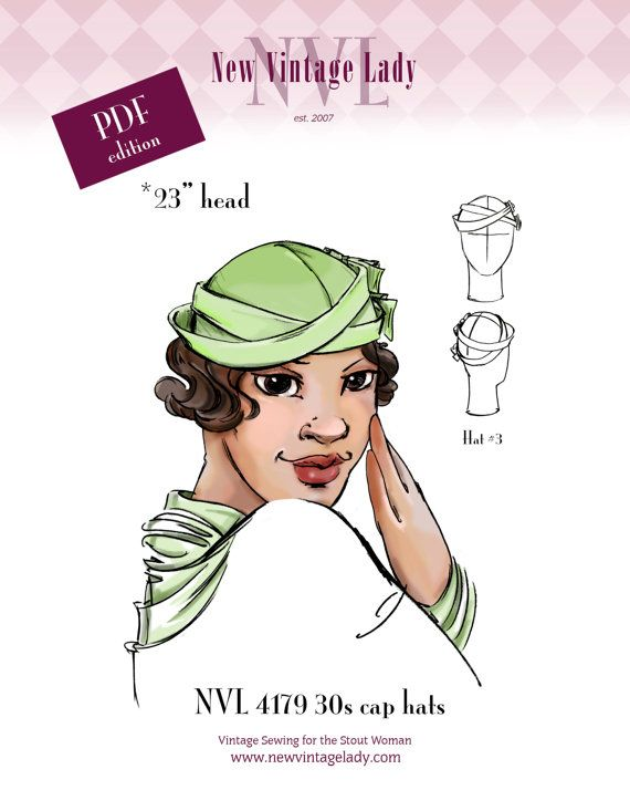 #newvintagelady is going PDF! More patterns to follow!