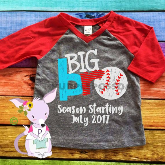 Big Brother promoted Big Brother Shirt Baseball by PurplePossom