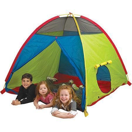 Pacific Play Tents Super Duper 4 Kid Play Tent - Play Tents