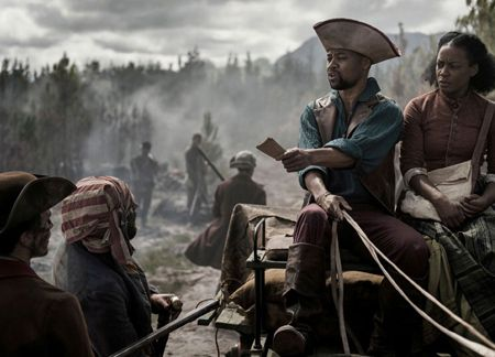 The epic six-part historical drama Book of Negroes follows in the tradition ofRoots and is based on the critically acclaimed novel by Lawrence Hill, which has sold more than one million copies wor...