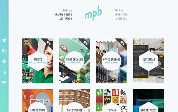 25 Fresh and Creative Website Designs